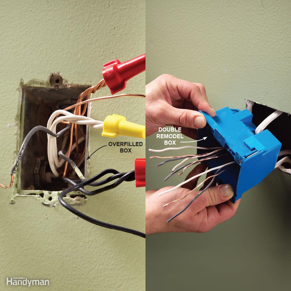 Top 5 Electrical Diy Mistakes Residential Wiring Estimation